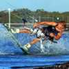 Sam Light - wakestyl v kiteboardingu